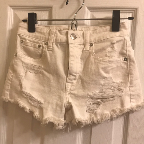 American Eagle Outfitters Pants - AEO high rise short short
